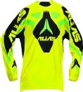 Alias A1 Jersey Yellow/Neon Green